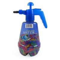 Water Balloon Pumping Station with 500 Water Balloons and Water Pump for Kids (Blue Color)