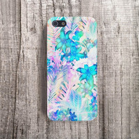 Exotic Floral iPhone Case | Bycsera