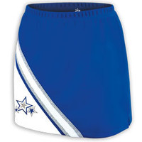 Be an Inspiration in Elevation Panel Cheerleading Uniform Skirt by Ion Cheer