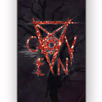 American Horror Story Coven Sparkle Glitter for iPhone 4/4S Case **