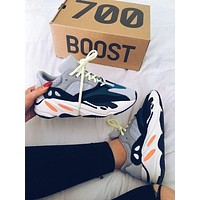 Adidas Yeezy 700 Runner Boost Fashion Casual Running Sport Shoes-4