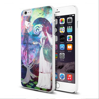 Jack And Sally Nightmare Before Chrismas In Glalaxy For Iphone Case And Samsung Case