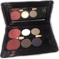 Wine Cellar Color Collection - Smokey Eyes from Danyel Cosmetics