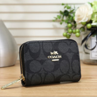 COACH Clutch Bag Wristlet Wallet Purse