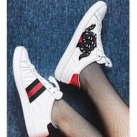 GUCCI: fashion and leisure sports shoes