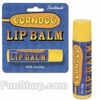 Corn Dog Lip Balm