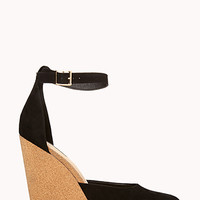 Go-To D'Orsay Wedges