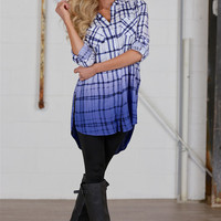 New In Town Ombre Tunic
