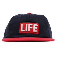 Altru Apparel LIFE Wool cap - navy