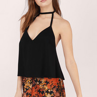 Secret Crush Strappy Crop Top $40