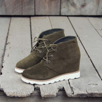 The Snow & Sage Booties