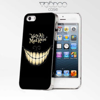 A Bunch Of Sherlock Mad Here iPhone 4s iphone 5 iphone 5s iphone 6 case, Samsung s3 samsung s4 samsung s5 note 3 note 4 case, iPod 4 5 Case