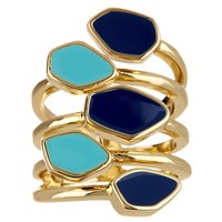 Ariella Collection | Enamel Wrap Around Ring | Nordstrom Rack