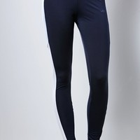 adidas Helsinki Winterized Leggings - Womens Pants - Blue