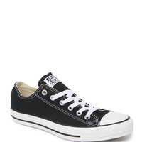 Converse Chuck Taylor All Star Low Top Sneakers - Womens Shoes - Black