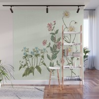 Bringing the outside in Wall Mural by anipani