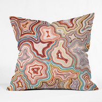 Khristian A Howell Sedona Throw Pillow