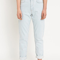 BDG Mom Jeans in Ice Blue - Urban Outfitters