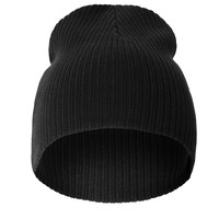 PREMIUM Unisex Lightweight Stretchy Ribbed Knit Skully Beanie Cap