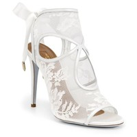Aquazzura 'sexy Thing Bridal' Sandals - Chuckies New York - Farfetch.com