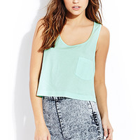 Relaxed Pocket Tank