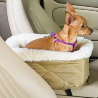 Lookout Dog Car Seats at Brookstone—Buy Now!