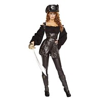 Sexy Pirate Costume Set