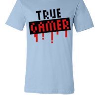 True Gamer Stamp - Unisex T-shirt