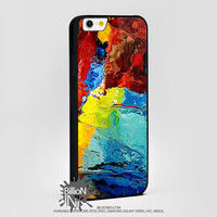 Abstract Water Color Full For Apple, Iphone, Ipod, Samsung Galaxy Case