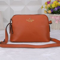 Day-First™ Kate Spade Women Shopping Leather Metal Chain Crossbody Satchel Shoulder Bag H-YJBD-2H