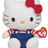 Ty Beanie Baby Hello Kitty - Usa