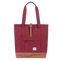 Herschel Supply co. - Women's Market Tote in Windsor Red