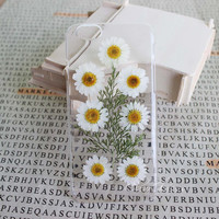 Handmade Real Natural Pressed Flower iphone 6 cases iPhone 6 plus case iphone 5s cases iphone 5c case samsung galaxy s3 s4 s5 Note2 Note3