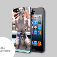 Narry swimming (Niall Horan + Harry Styles) For iPhone, Samsung Galaxy and iPod cases