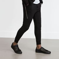 TROUSERS WITH ZIPS