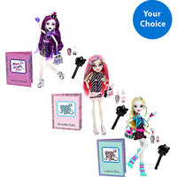 Walmart: Your Choice of 2 Monster High Dolls