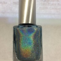 Color Club Holographic Halo Hues Collection (979 Blue Heaven)