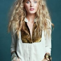 Free People FP New Romantics Sequin Button Down at Free People Clothing Boutique
