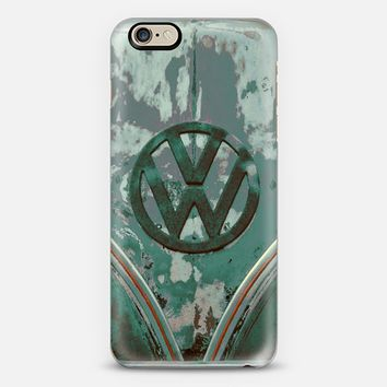 Old Timer VW iPhone 6 case by Alice Gosling | Casetify