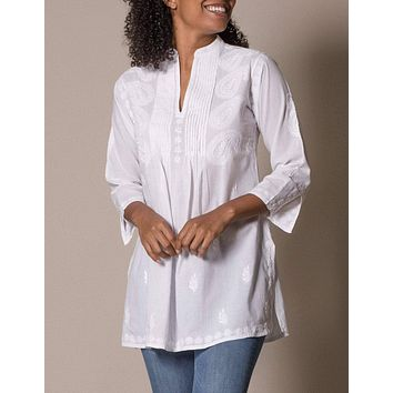 Fair Trade Zamirah Tunic - Small Only - As-Is-Clearance