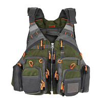 Outdoor Sport Fishing Breathable Swimming Utility Vest