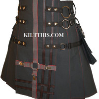 Kilts - Gear by Kilt This - Utility - Custom - Adjustable - Interchange Parts - Collect