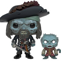 Funko POP Disney: 2016 Summer Convention Exclusive Pirates of The Caribbean G...