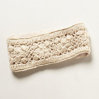 Hand-Crocheted Earband