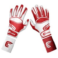 Cutters Prime Command Yin Yang Batting Gloves - Men's at Eastbay