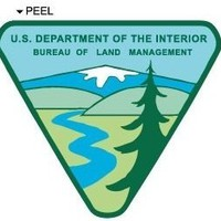 United States US Department of Interior Bureau of Land Management Seal Insignia - Window Bumper Laptop Sticker