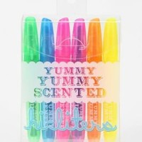 Yummy Yummy Scented Highlighters