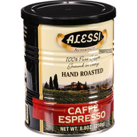Alessi Coffee - Caffe Espresso - 8.8 oz - Case of 6