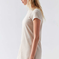 BDG Waffle Tee Dress - Urban Outfitters