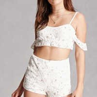 Honey Punch Lace Shorts